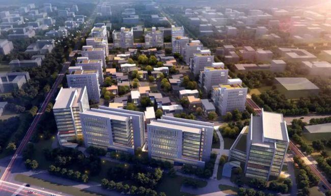 北京通州张家湾设计小镇智汇园将打造高端产业集群