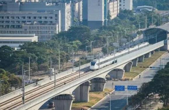 深圳官宣之后,香港下月将宣布!香港到深圳的又一条新铁路来了!